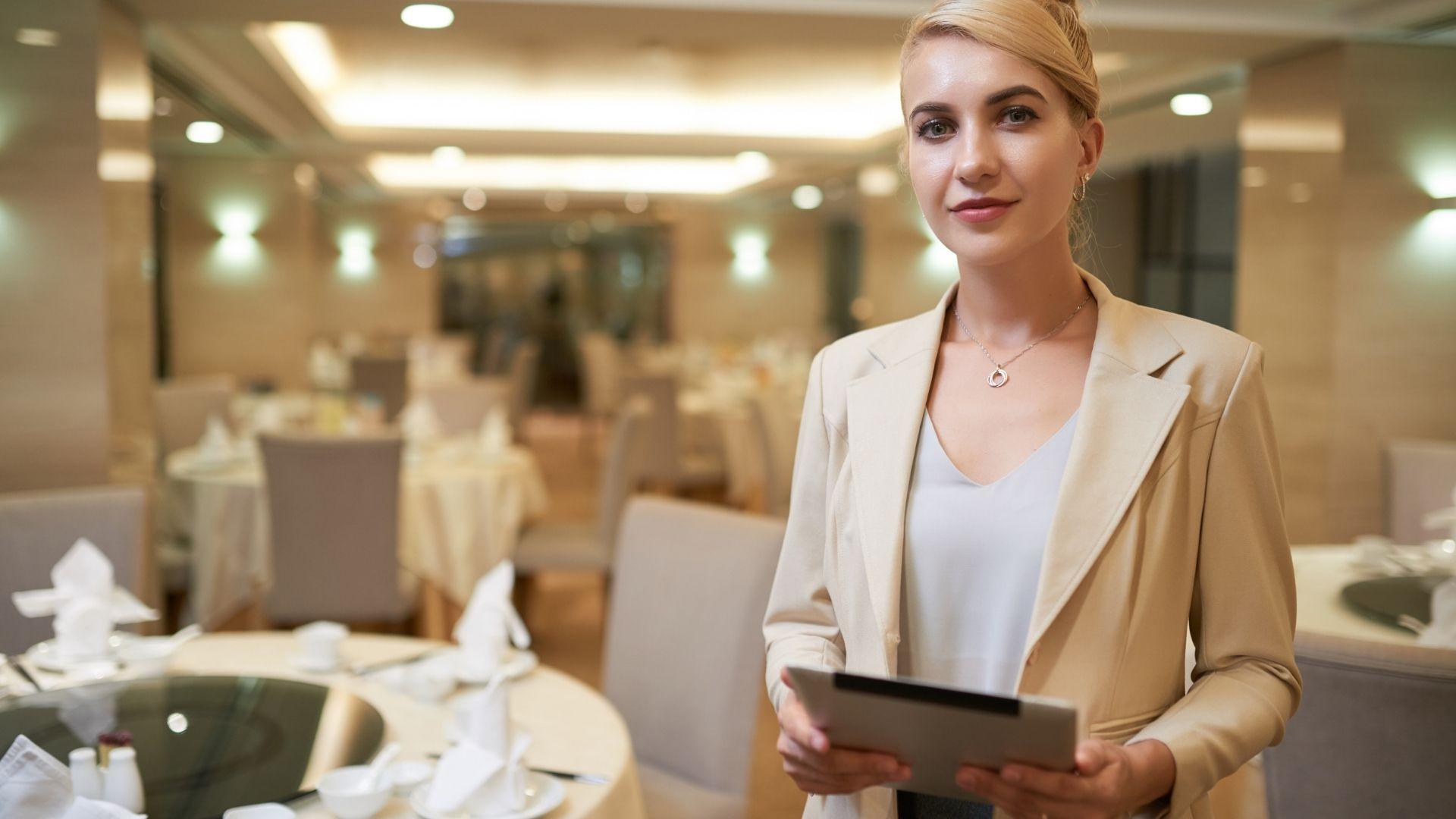 Gestione degli eventi nell'ospitalità